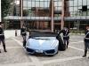 20081023 ROMA - CLJ POLIZIA STRADALE, LA NUOVA LAMBORGHINI Presentata questa mattina la nuova Lamborghini Gallardo della Polizia Stradale.