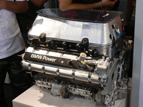 BMW F1 silnik