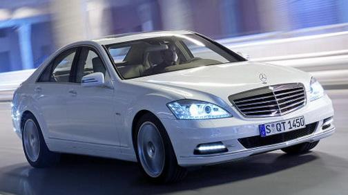 Mercedes-S-Classe